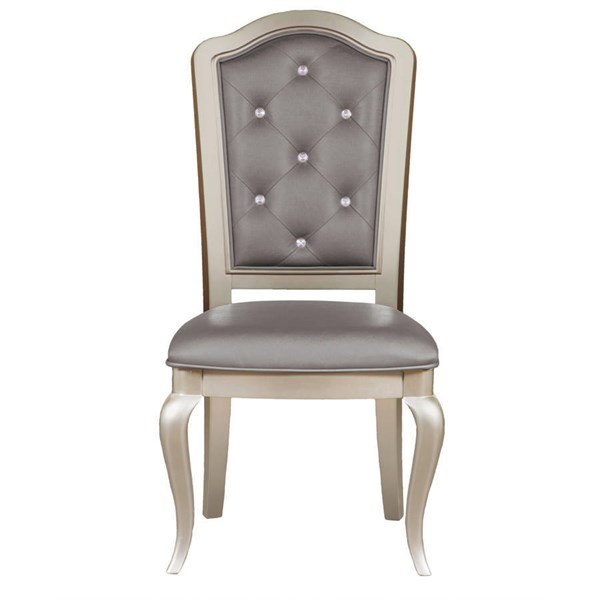 Samuel Lawrence Diva Platinum Side Chair RH-8808-154