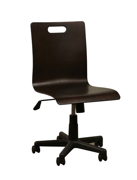 Samuel Lawrence Club House Brown Desk Chair RH-8872-452