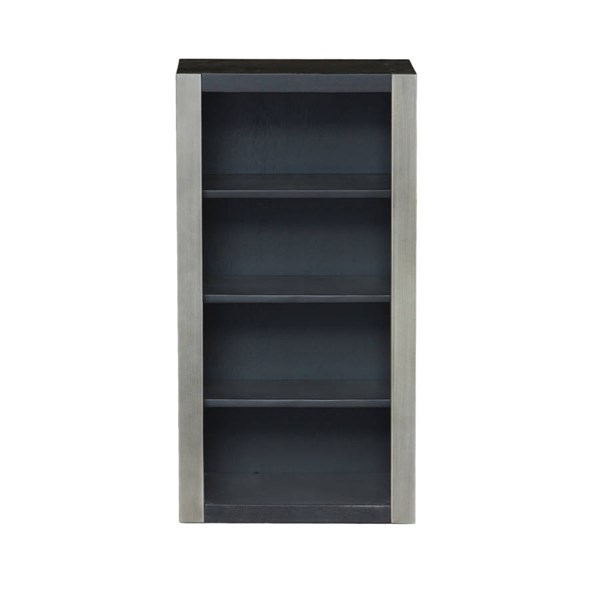 Samuel Lawrence Graphite Black Tall Bookcase RH-8942-426