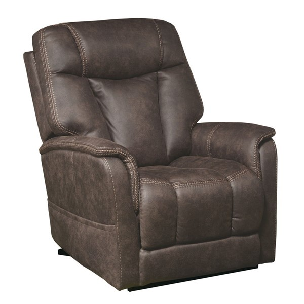 Home Meridian Brown Contemporary Lift Chair RH-B033T-015-1160
