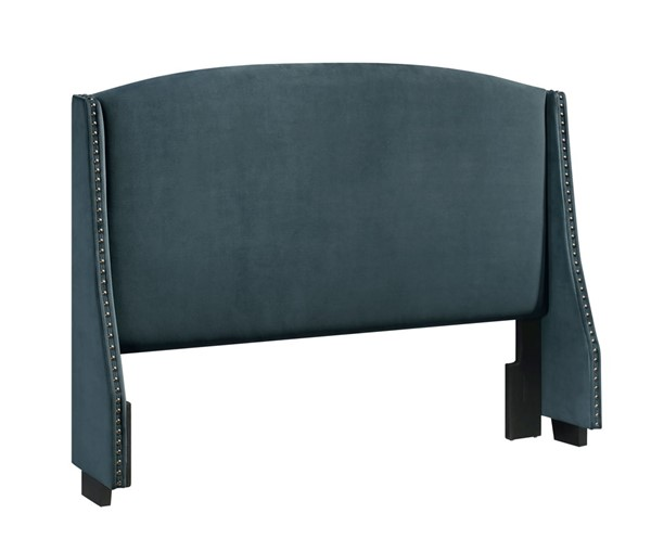 Home Meridian Shelter Blue King Headboard RH-D117-270-1