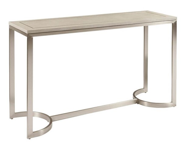 Home Meridian City Chic Light Grey Modern Console Table RH-D199-206
