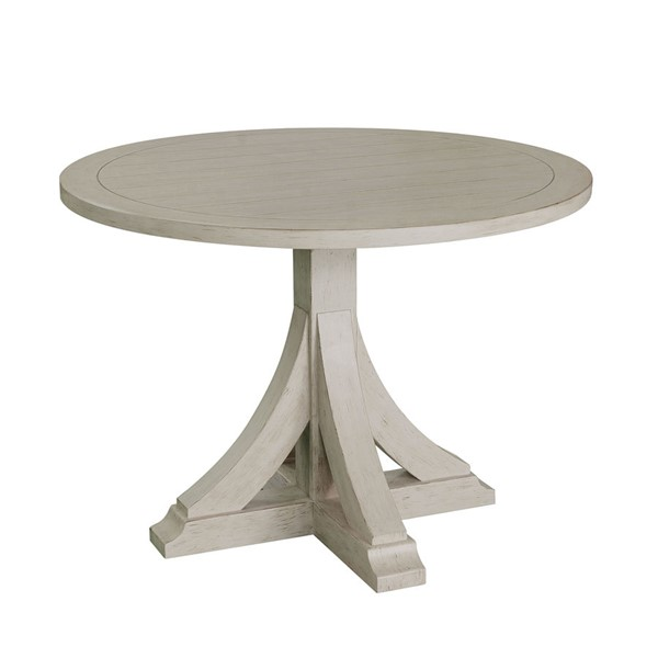 Home Meridian Gray Farmhouse Bistro Table RH-D299-DR-K1