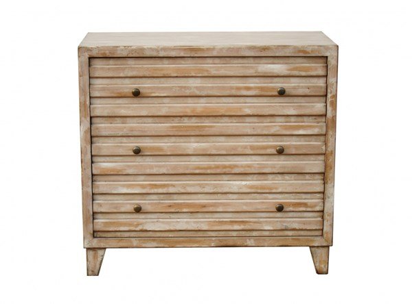 Transitional Wood Horizontal Overlay Drawer Chest RH-DS-2539-850