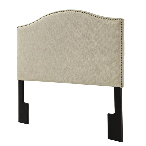 Home Meridian Linen Upholstered Full Queen Headboard RH-DS-8632-250A
