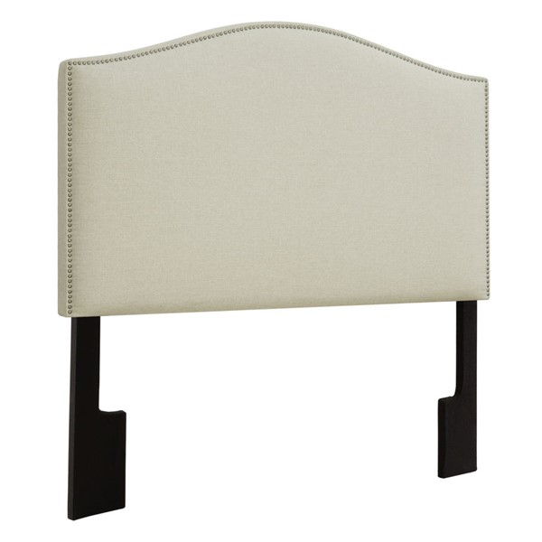 Home Meridian Beige Full Queen Upholstered Headboard RH-DS-D016-250-433A