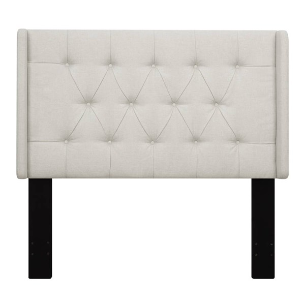 Home Meridian White Shelter King Headboard RH-DS-D017-270-432