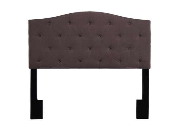 Home Meridian Mocha Full Queen Headboard RH-DS-D019-250-434