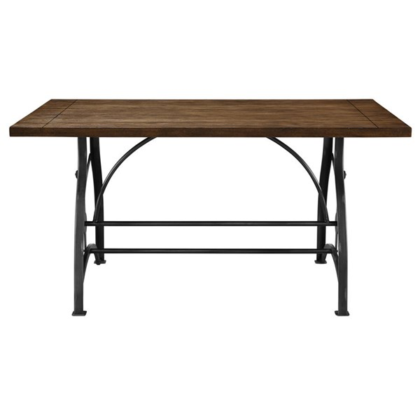 Home Meridian Rosebank Honey Dining Table RH-DS-D088