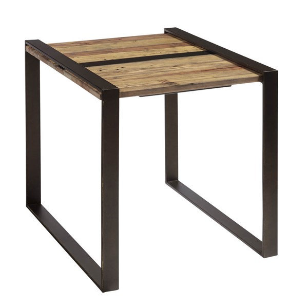 Pulaski Furniture Brown Rectangle End Table RH-DS-D204-204