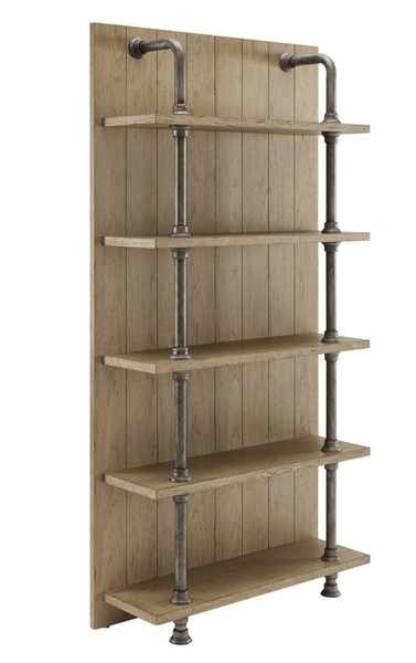 Home Meridian Brown Industrial Etagere RH-DS-D260-300