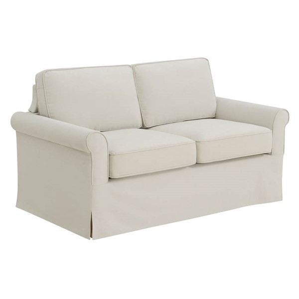 Home Meridian Foam Arm Slipcover Sofas RH-DS-D271-701-SF-VAR