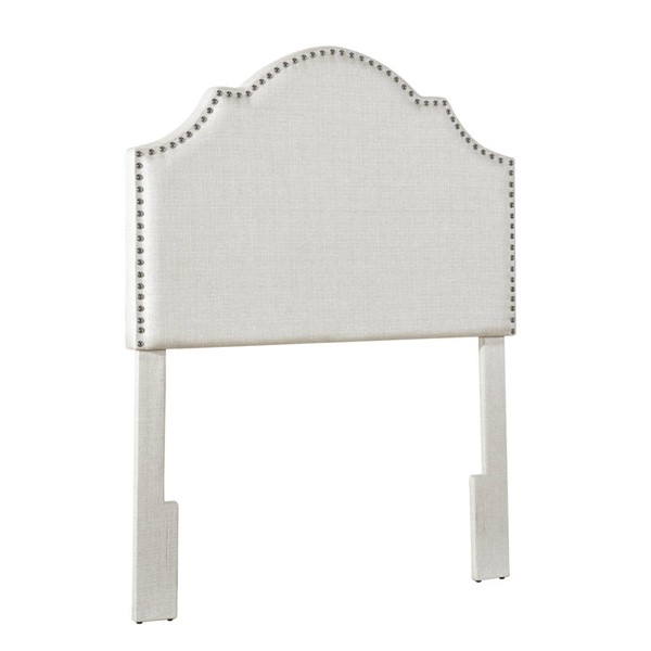 Home Meridian Natural Nail Trim Twin Headboard RH-DS-D365-230-1