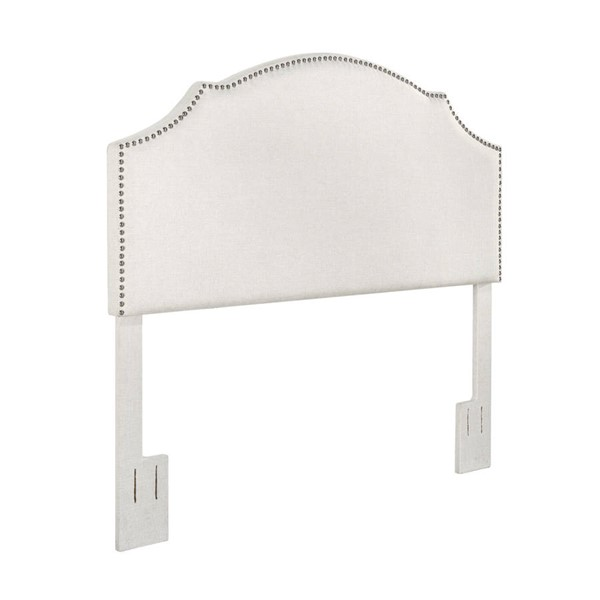 Home Meridian Natural Nail Trim Full Queen Headboard RH-DS-D365-250-1