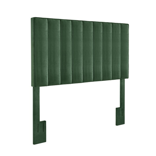 Home Meridian Emerald Velvet Full Queen Headboard RH-DS-D367-250-3