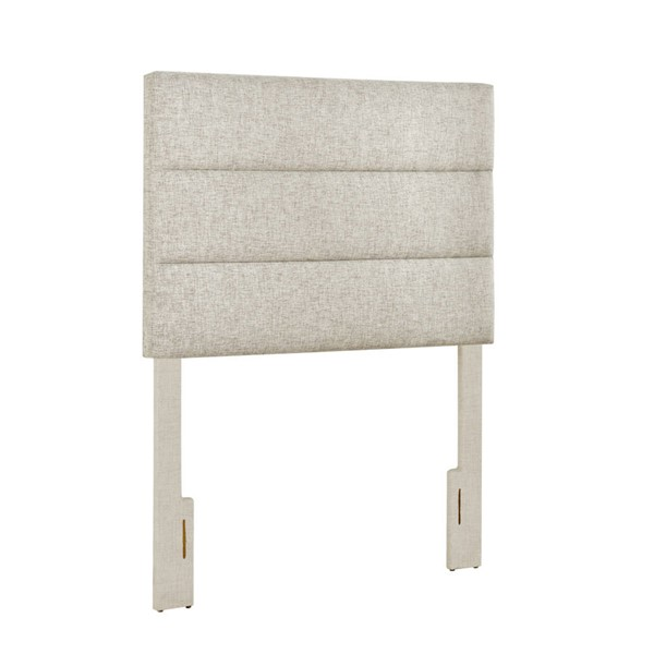 Home Meridian Linen Channel Twin Headboard RH-DS-D368-230-2