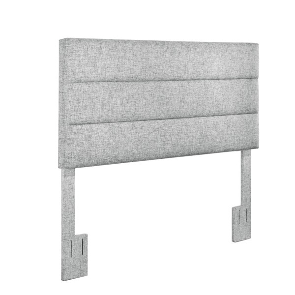 Home Meridian Platinum Channel King Cal King Headboard RH-DS-D368-270-3