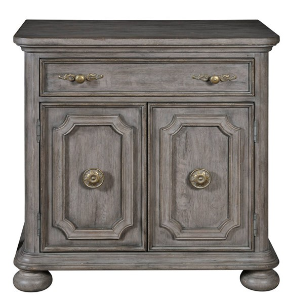 Pulaski Simply Charming Weathered Grey Bed Chest RH-P043122