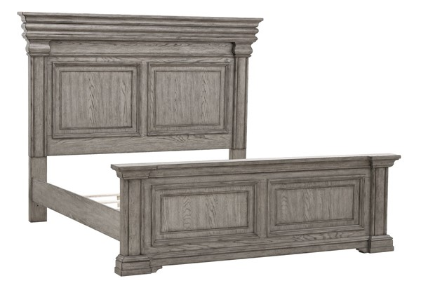 Pulaski Madison Ridge Taupe Wood Panel Beds RH-P0911-BED-VAR