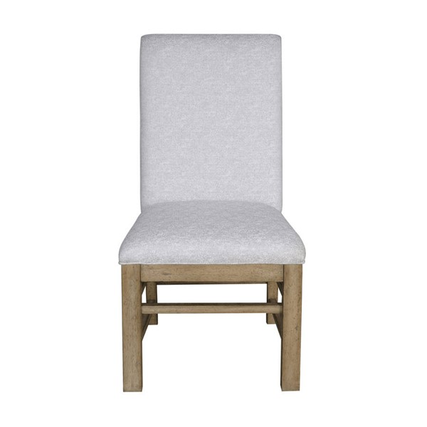 Pulaski Furniture Grey Two Tone Dining Side Chair RH-P119226