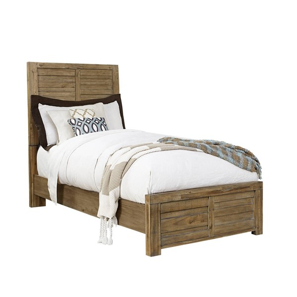 Samuel Lawrence Soho Brown Wood Beds RH-S077-BED-VAR