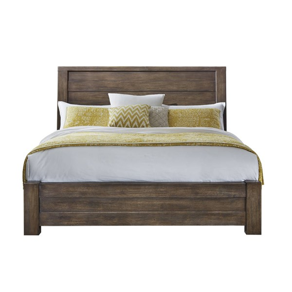 Samuel Lawrence Hops Brown Hardwood Beds RH-S154-BR-BED-VAR