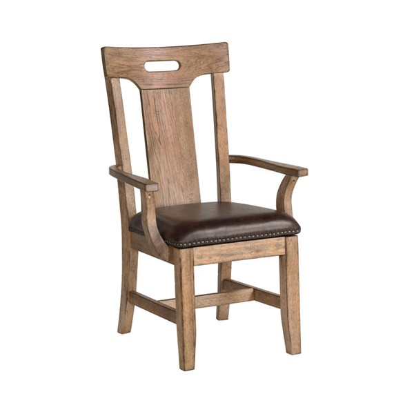 Samuel Lawrence City Brewery Blonde Arm Chair RH-S232-283