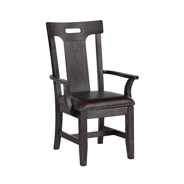 Samuel Lawrence City Brewery Stout Arm Chair RH-S233-283