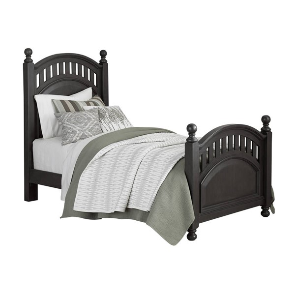 Samuel Lawrence Tundra Charcoal Brown Poster Beds RH-S384-PST-BED-VAR