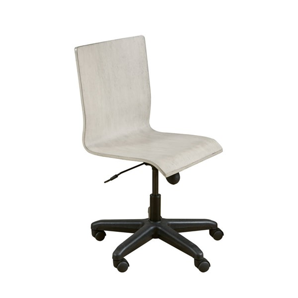 Samuel Lawrence Riverwood Whitewash Adjustable Desk Chair RH-S466-452