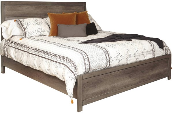 Samuel Lawrence Hanover Square Brown Twin Panel Bed RH-S468-TBED
