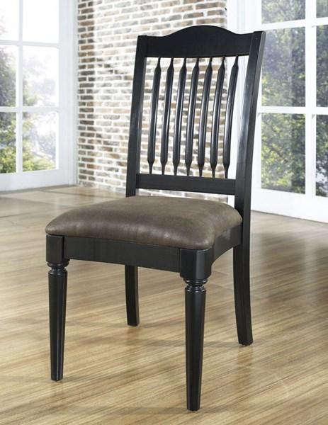 Madison Modern Espresso Wood Polyester Chair RH-977169