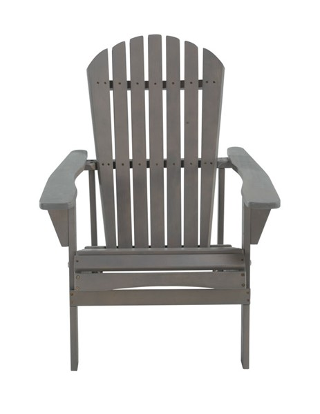 Saint Birch Adirondack Grey Wooden Chair SANT-SBSWAD001GY