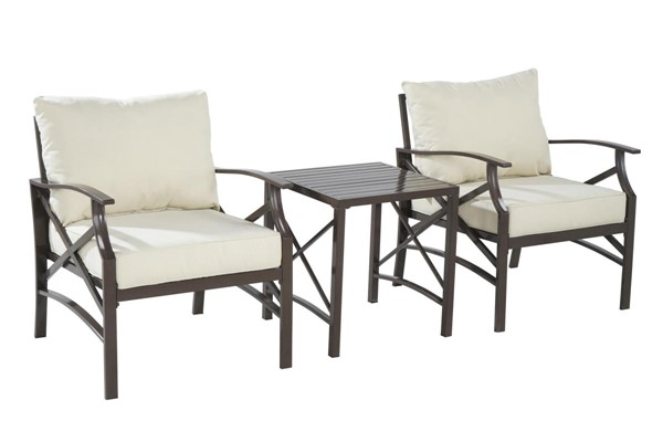 Saint Birch Luxi 2 Lounge Chairs with End Table SANT-SBSWOCS001LCET-OUT-V1