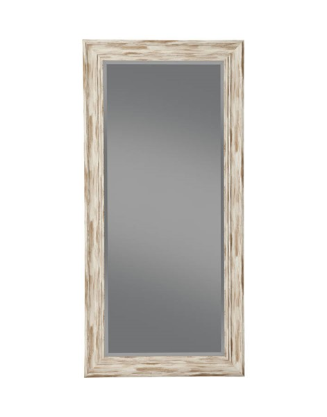 Martin Svensson Farmhouse White Full Leaner Mirror SBG-18011