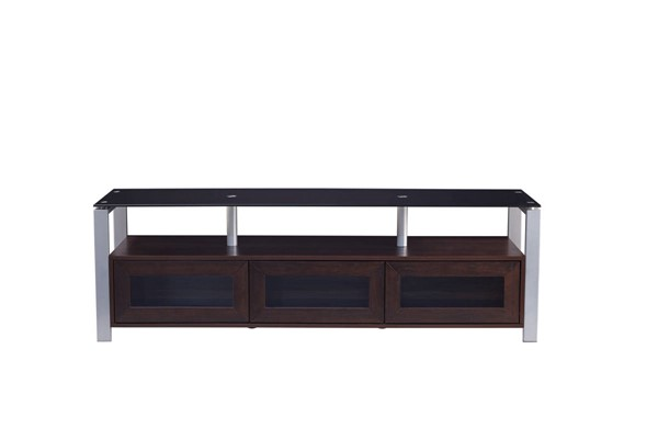Sandberg Furniture Sofia Contemporary Brown TV Stand SBG-90610
