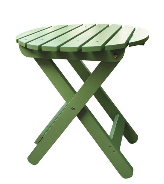 Shine Leap Frog Adirondack Round Folding Table SHN-4108LF