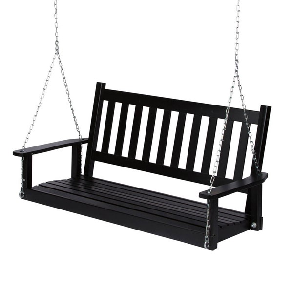 Shine Maine Solid Wood Porch Swings SHN-4216-SWG-VAR