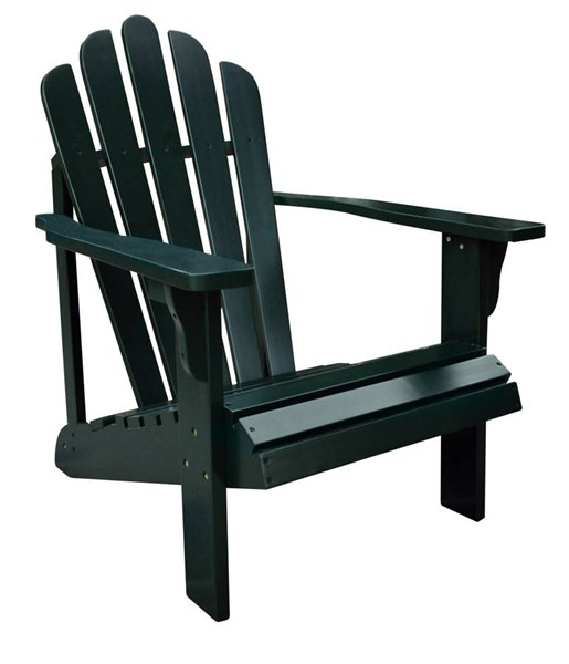Shine Westport Dark Green Cedarwood Adirondack Chair SHN-4611DG