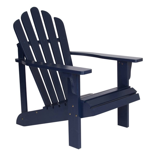 Shine Westport Naval Cedarwood Adirondack Chair SHN-4611NA