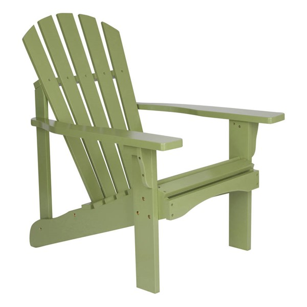Shine Rockport Leap Frog Cedarwood Adirondack Chair SHN-4617LF