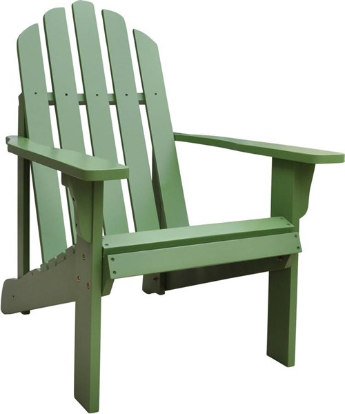 Marina Leap Frog Cedarwood Adirondack Outdoor Chair SHN-4618LF