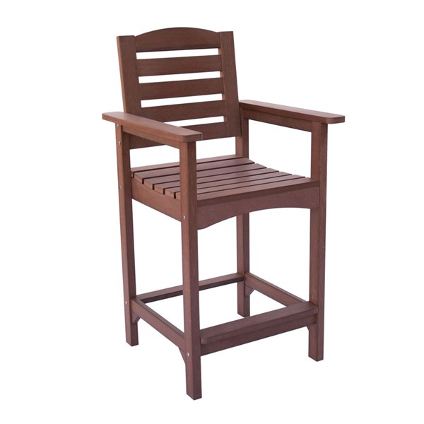Shine Los Altos Counter Height Chairs SHN-7673-OUT-BS-VAR