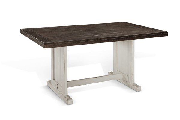 Sunny Designs Carriage House European Cottage Table 0113EC-T