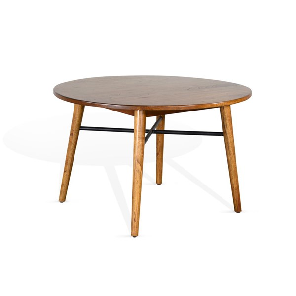 Sunny Designs American Modern Orange Round Table 1098CN
