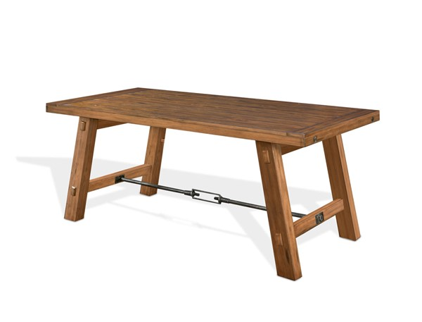Sunny Designs Sierra Light Brown Dining Table 1367DL
