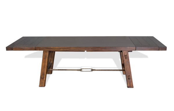 Sunny Designs Tuscany Vintage Mocha Extension Table 1380VM