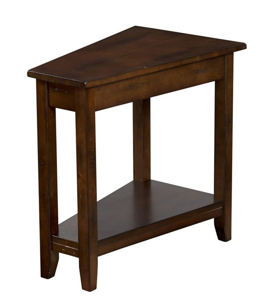Sunny Designs Santa Fe Dark Brown Chair Side Table 2226DC