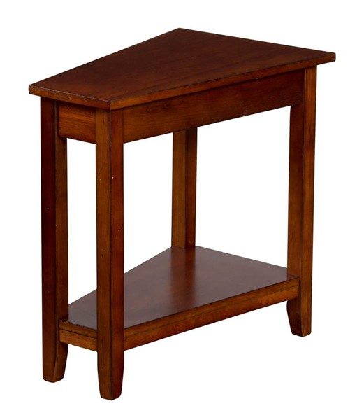Sunny Designs Dark Chocolate Chair Side Table 2226DC2