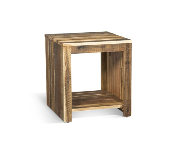 Sunny Designs Coleton Light Brown End Table 3103AN-E